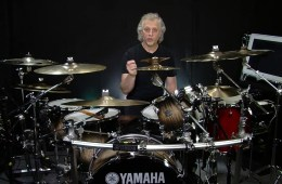 Dave_Weckl_Buddy_Rich_setup_video_2017_youtube