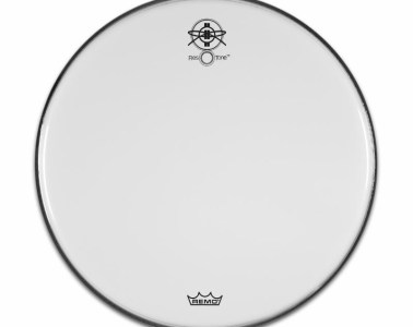 DUNNETT RES-O-TONE BATTER AMBASSADOR HAZY DRUM HEAD BY REMO