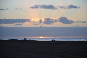 Generic sunrise on the beach