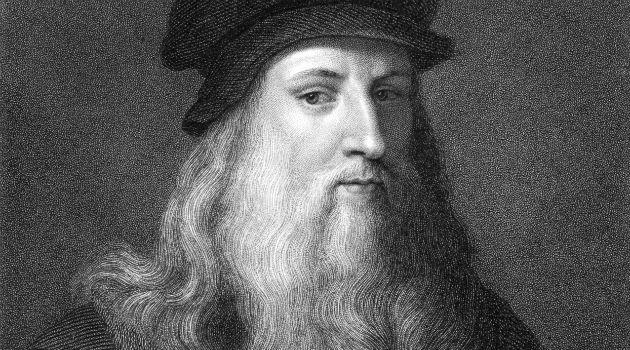 Manuscritos provam que Da Vinci esboçou leis do atrito 2 séculos antes de elas surgire