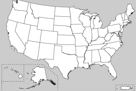 a map of the usa | image overlay