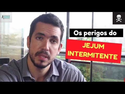 Os Perigos do Jejum Intermitente