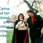 The Questions with A. Carina Barry: writer