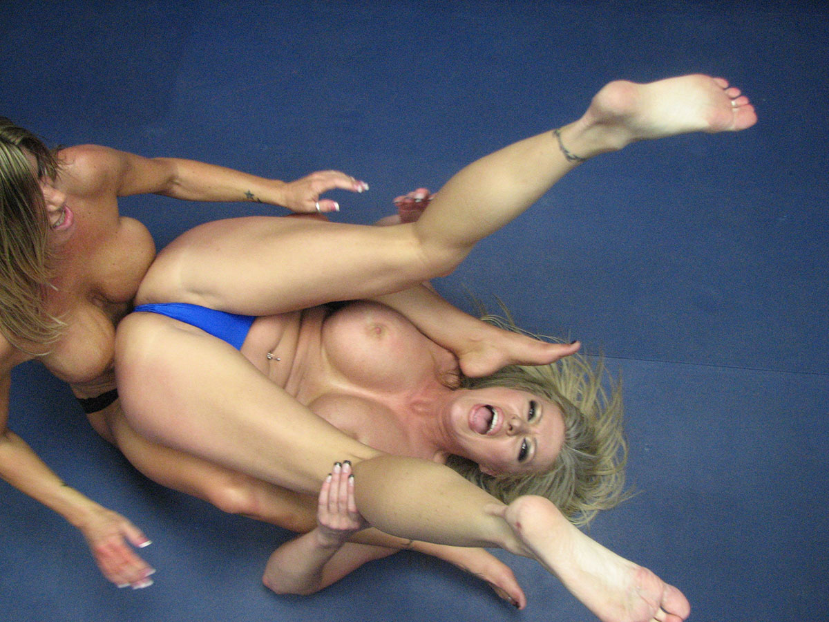 Simply magnificent Hardcore naked women wrestling mistaken