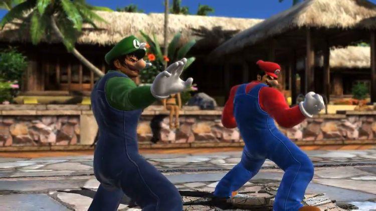 Wii-uTekken