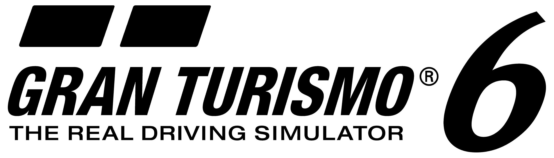 Resultado de imagem para gran turismo 6 logo png