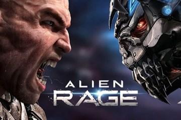 Alien Rage Logo 2