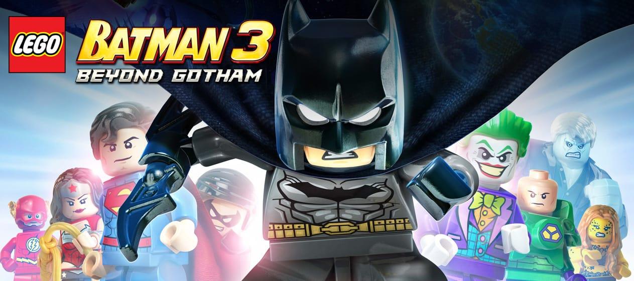 Lego Batman 3: Beyond Gotham   Playstation 4 Review - Dual Pixels