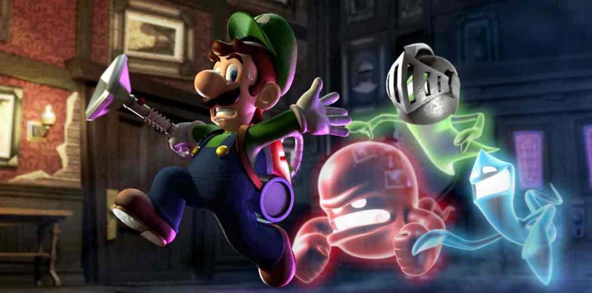 Rumor: Luigi's Mansion Nintendo NX Details