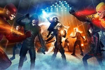 Arrow-Flash-Superhero-Fight-Club