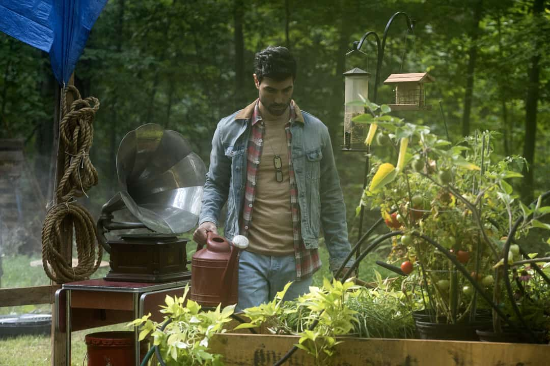 """Photo from the episode """"Gaia"""""""