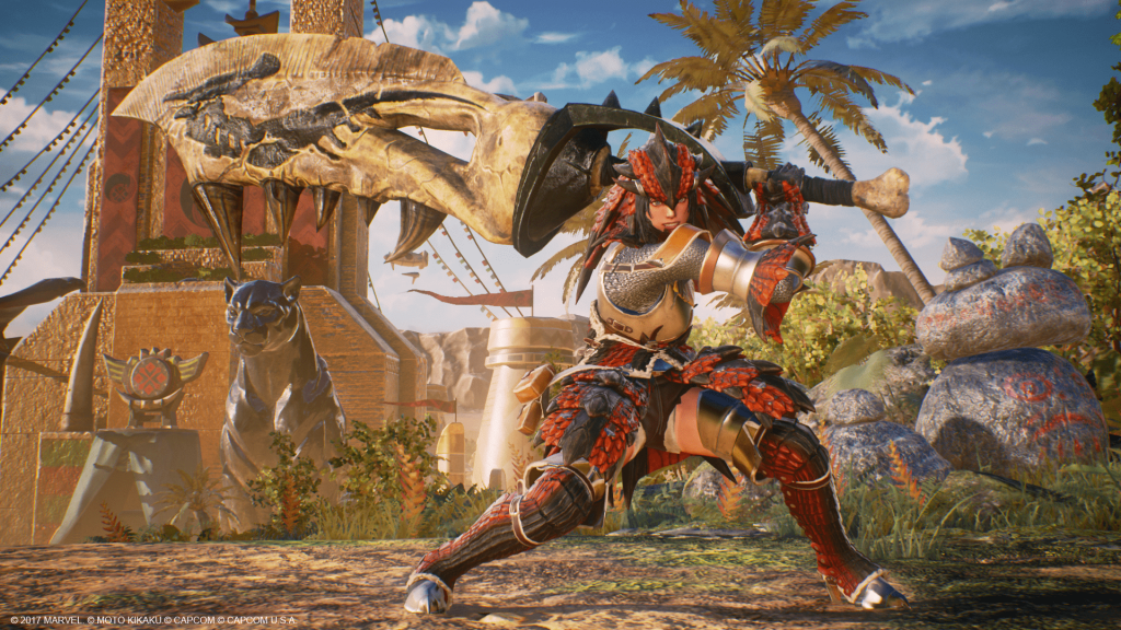 Marvel-vs.-Capcom-Infinite-Monster-Hunter