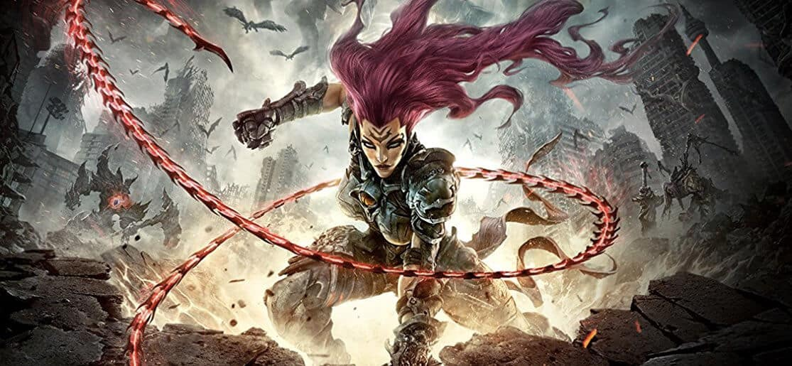 "Darksiders 3 ""Lava Brute"" Gameplay Trailer"