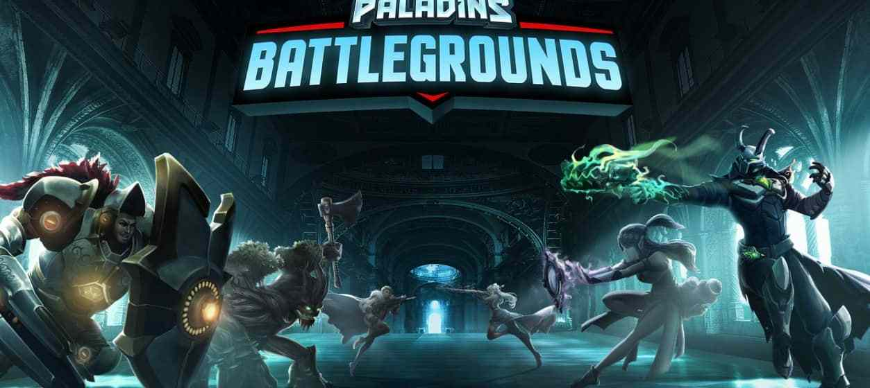 Paladins-Battlegrounds