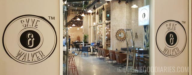 Healthy and sustainable at Skye & Walker, Deira