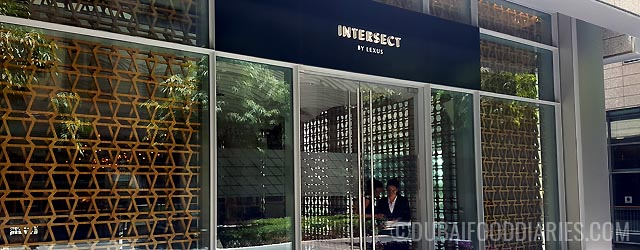 Friday brunch at Intersect by Lexus, DIFC