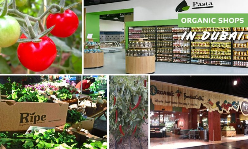 Organic Shops in Dubai