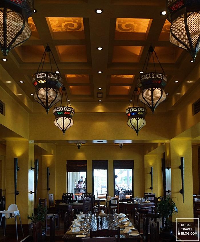 alforsan restaurant bab al shams