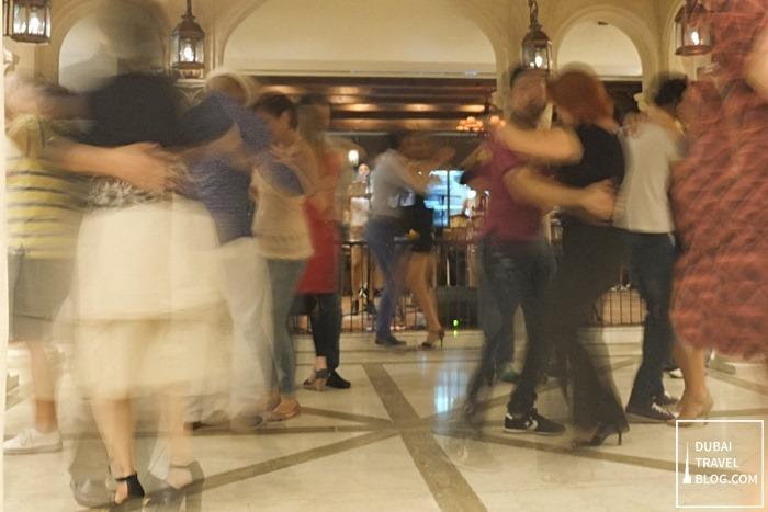 salsa dancing in dubai