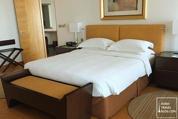 BUrjuman arjaan premium suite bedroom
