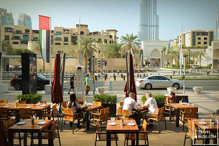 fume restaurant outdoor seating
