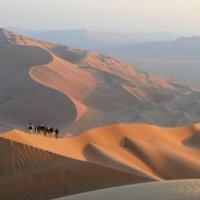 Travel post: The sultanate of Oman