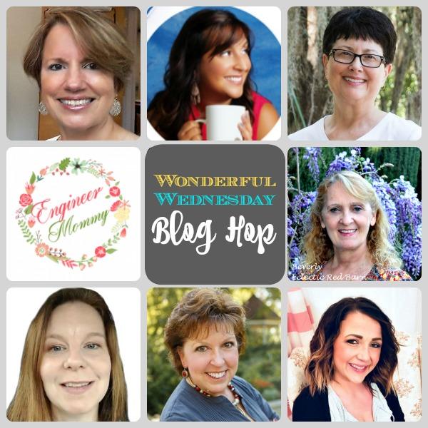 Blog hop - Wonderful Wednesday