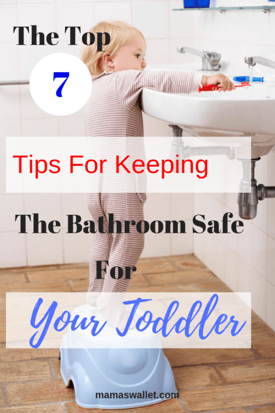 Safety tips for moms of toddlers