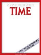 Lebowski Time Magazine Generator
