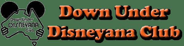 Down Under Disneyana