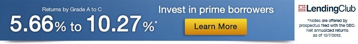 Lending Club Investor - Dumb Passive Income
