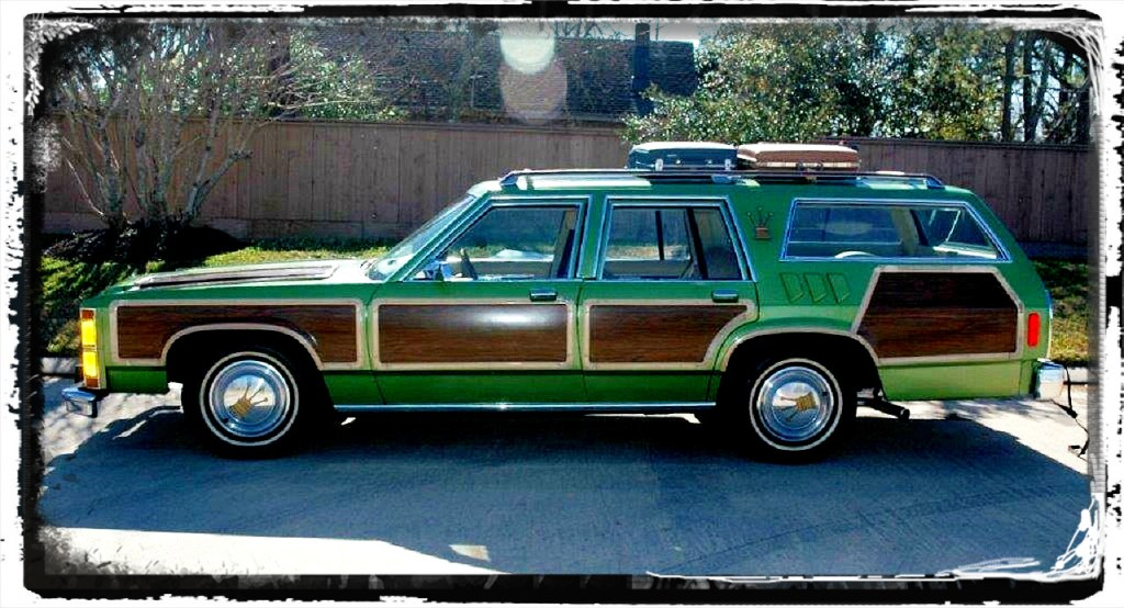 Clark Griswold's Station Wagon