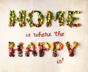 Danielle Evans Home is Where the Happy is