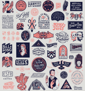 Dan Cassaro Young Jerks Design Work