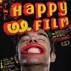 Stefan Sagmeister's Happy Film