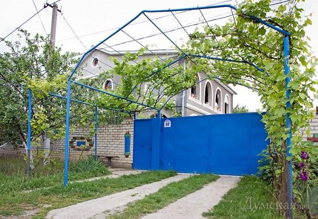 Дом Владимира Бондаренко когда-то был одним из главных наркопритонов села