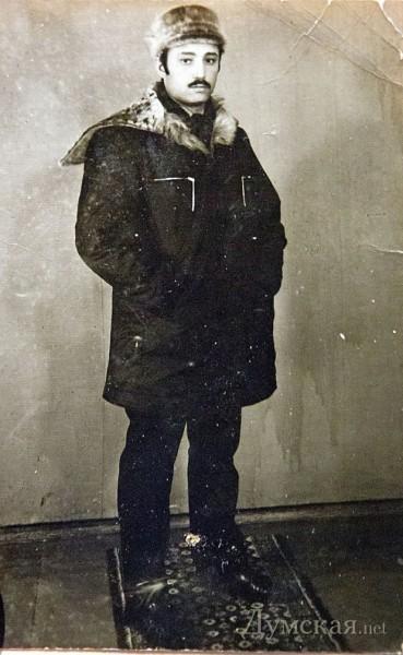 Он был одним из самых молодых начальников РОВД на Колыме