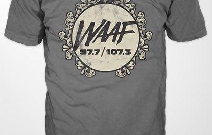 WAAF T-Shirt Design