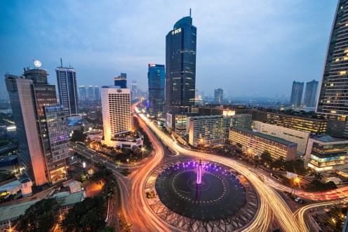 Indonesia Masuk Kelompok Negara dengan PDB US$ 1 Triliun Per Tahun