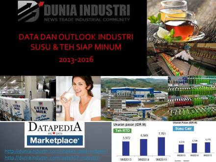 "<span itemprop=""name"">Data dan Outlook Industri Susu & Teh Siap Minum 2013-2016</span>"