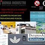 Riset Tren Produksi Market Leader Rokok 2005-2016