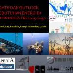 Data dan Outlook Kebutuhan Energi di Sektor Industri 2015-2050