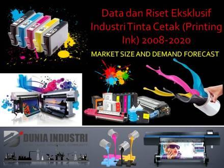 "<span itemprop=""name"">Riset Eksklusif Industri Tinta Cetak (Printing Ink) 2008-2020 (Market Size and Demand Forecast)</span>"