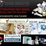 Riset Tren Pasar Obat Generik, Etikal, dan OTC 2012-2018 (Data Industri Healthcare)