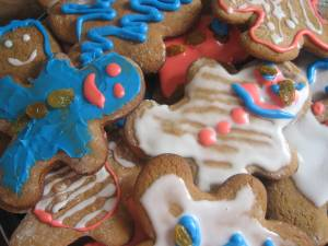 Gingerbread Men Cookies 2