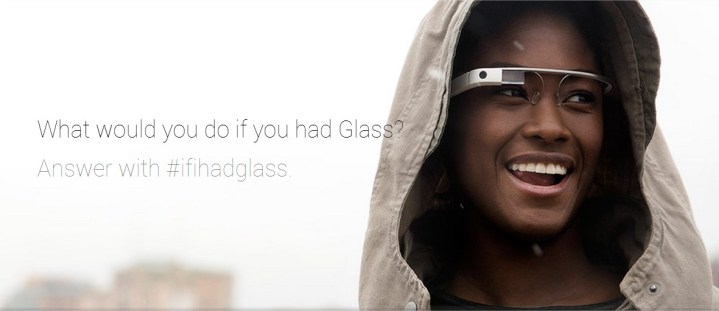 If I Had Glass - Google Glass