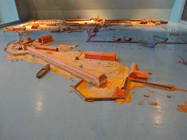 karlskrona-wyspa-lindholmen-baza-marynarka-szwedzka-model