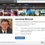 Jak założyć konto na LinkedIn