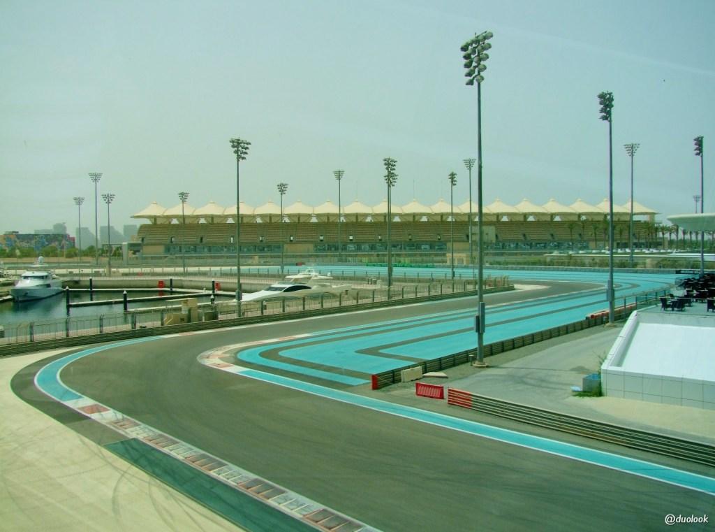 Etihad Airways Abu Dhabi sponsor Formuła 1