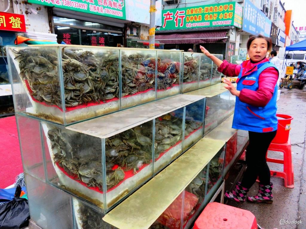 ciekawie-miejsca-w-Pekinie-Jing-Shen-Seafood-Market